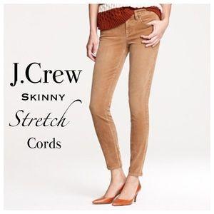 JCrew Toothpick Cords